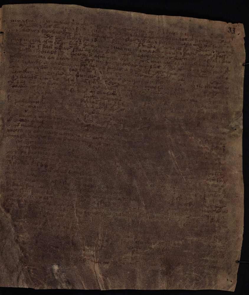 Ásmundar saga kappabana dans le manuscrit AM 586 4to