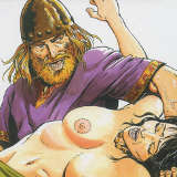 Couverture de Vikings d'Hugdebert
